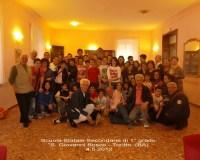 Visita Scuola Statale Secondaria di 1° Grado San G.Bosco di Toritto 4.5.2012