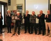 I componenti dell'Organo di Amministrazione del Puglia Club Trieste-ODV